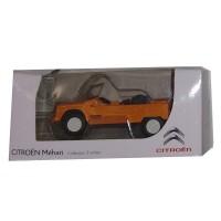 """Modellino marca Citroën Mehari arancio """"3 inches"""""""
