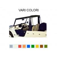 """3628 Capote superiore modello """"bikini"""" vari colori (specifica colore)"""