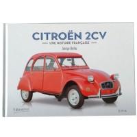 """gadget87 Libro """"Citroën 2CV - Une historie française"""" - Serge Bellu"""