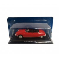 gadget92 Modellino Citroen DS 19 decapotable 1961