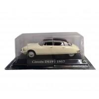 gadget95 Modellino Citroen DS19 1957