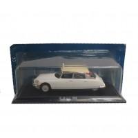 gadget96 Modellino Citroen ID 19 Taxi 1968