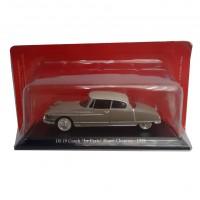 """gadget98 Modellino Citroen DS 19 Coach """"Le Paris"""" Henri Chapron 1959"""
