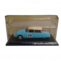 gadget99 Modellino Citroen Id 19 rallye Liege-Sofia-Liege 1962