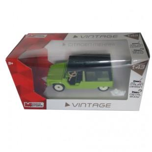 gadget101 Modellino Citroen Mehari verde 1:43