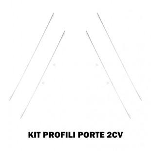 PR05 Kit promo profili porte 2CV (1431x2 + 1432x2)