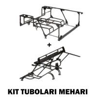 PR07 Kit promo strutture tubolari carrozzeria Mehari (3519 + 3520)