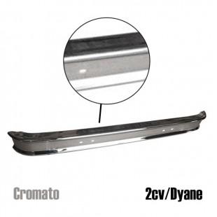 530 Paraurti posteriore CROMATO per 2CV / Dyane