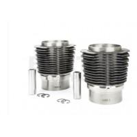 5024 Kit pistoni/cilindri maggiorati BIG BORE 652cc 9:1 diam.77mm