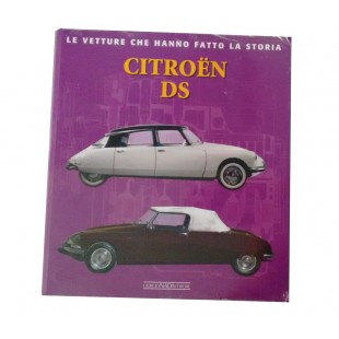 """Gadget108 libro """"Le vetture che hanno fatto la storia - Citroen DS"""""""