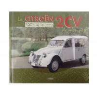 Gadget113 libro La Citroen 2CV Furgonette de mon pere