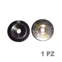 5075 Piattello con inserto sferico con revisione cremagliera (1pz)