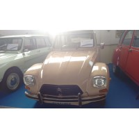 Citroen Dyane beige colorado 1982
