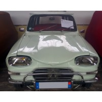 Citroen AMI 8 Break 1967 bianco carrara