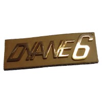 2704 Monogramma Dyane 6 dorato