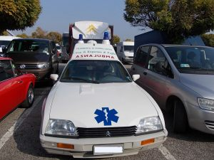Cx 20 TGE ambulanza 1990