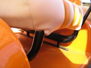 montaggio sedili mehari