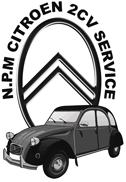 N.P.M. CITROEN 2CV SERVICE - Ricambi Citroen 2CV Dyane Mehari